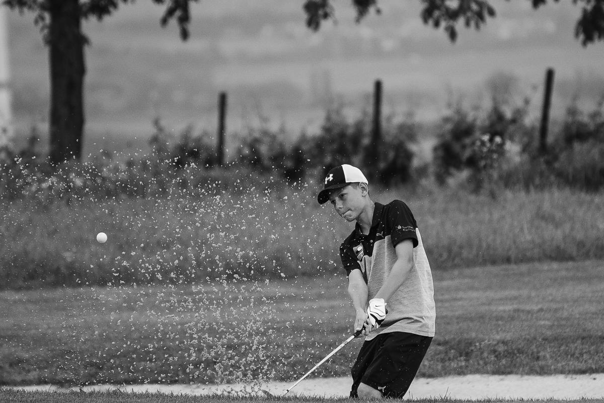 Fotogenes Golftalent